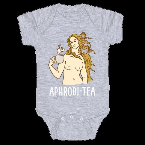 Aphrodi-tea Baby Onesy
