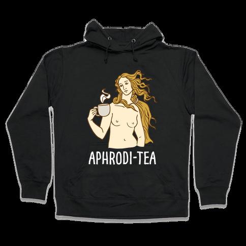 Aphrodi-tea Hooded Sweatshirt