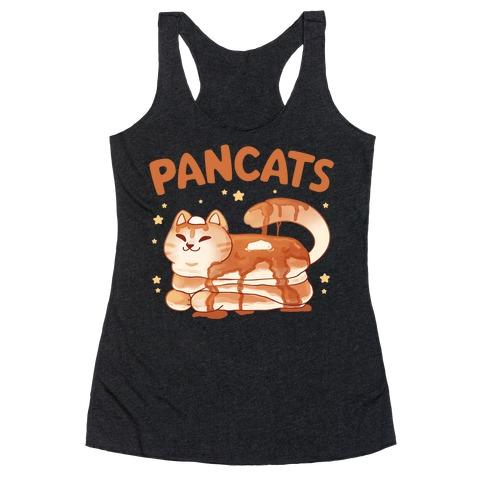 Pancats Racerback Tank Top