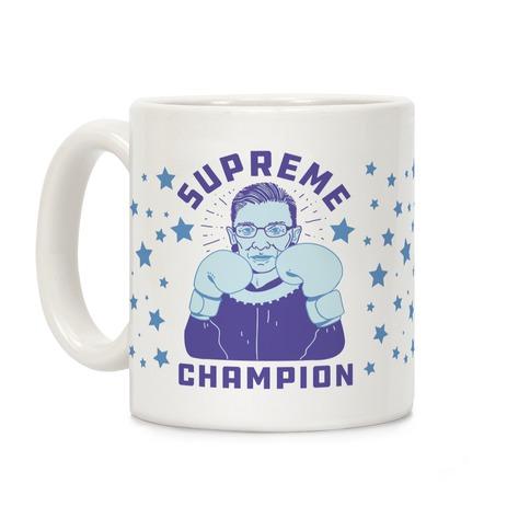 Supreme Champion RBG Coffee Mug