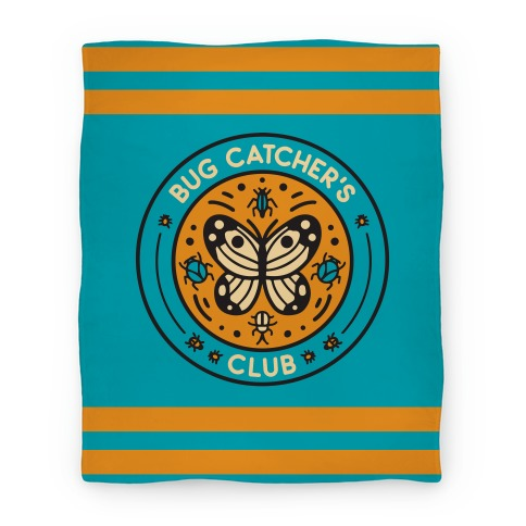 Bug Catcher's Club Blanket