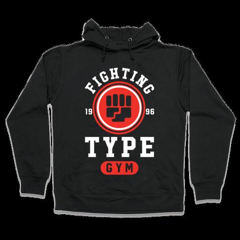 Fighting Type Gym 1996 Hooded Sweatshirt