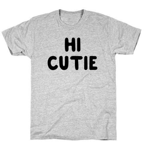 Hi Cutie T-Shirt