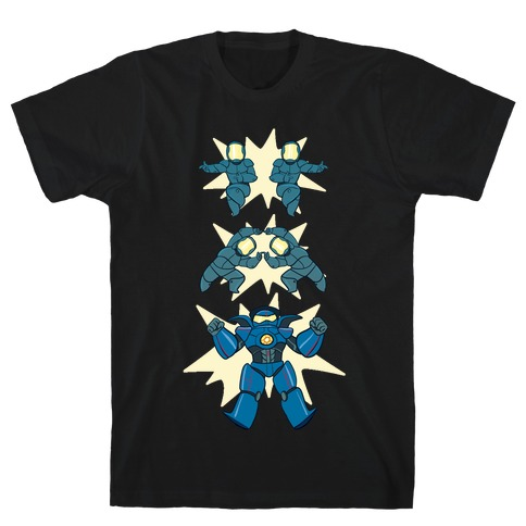 Jaeger Fusion Dance Mens T-Shirt