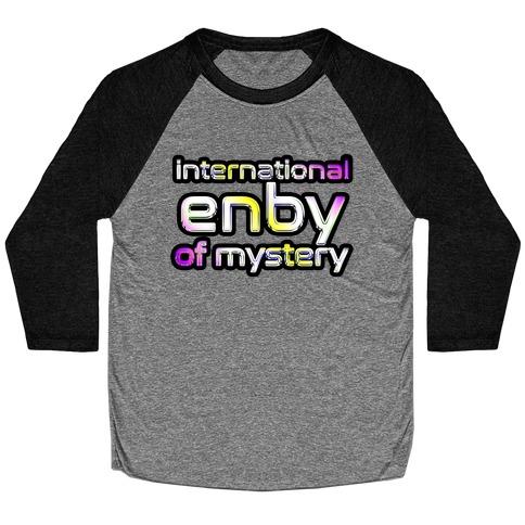 International ENBY of Mystery Baseball Tee
