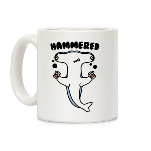 Hammered Coffee Mug