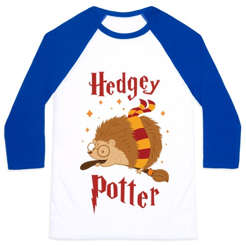 Hedgey Potter Baseball Tee