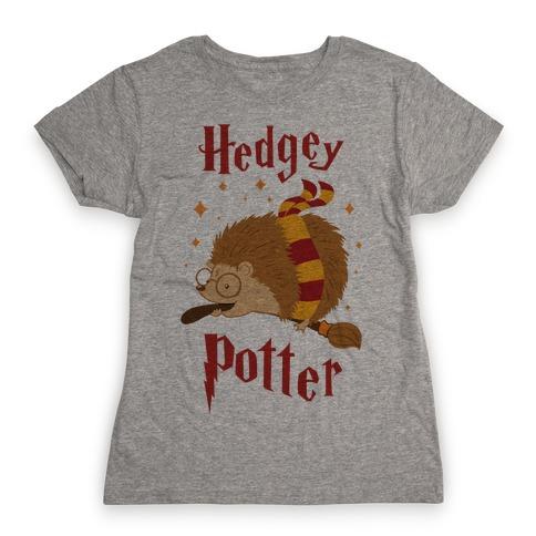 Hedgey Potter Womens T-Shirt
