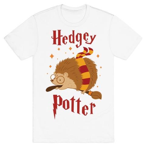 Hedgey Potter T-Shirt