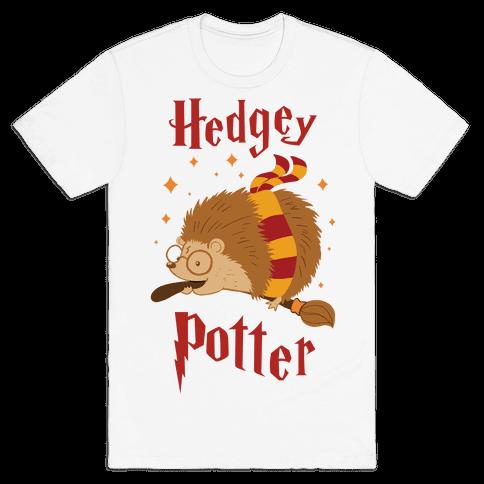 Hedgey Potter Mens/Unisex T-Shirt