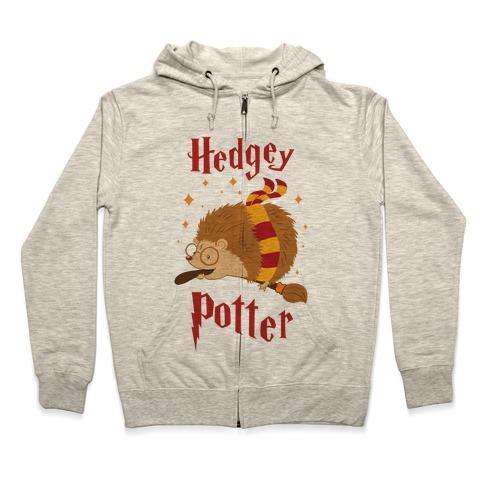 Hedgey Potter Zip Hoodie