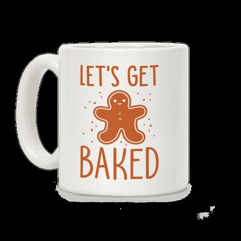 Lets Get Baked Gingerbread