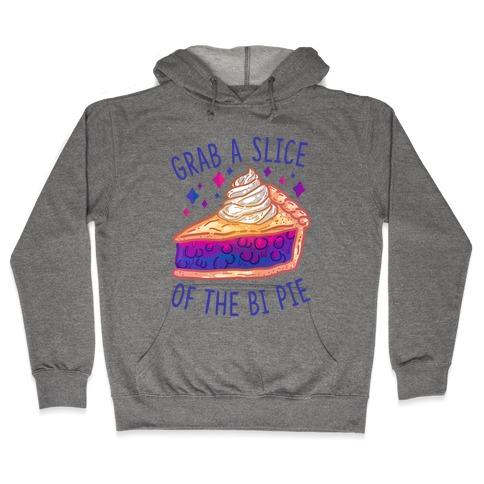Grab a Slice of the Bi Pie Hooded Sweatshirt