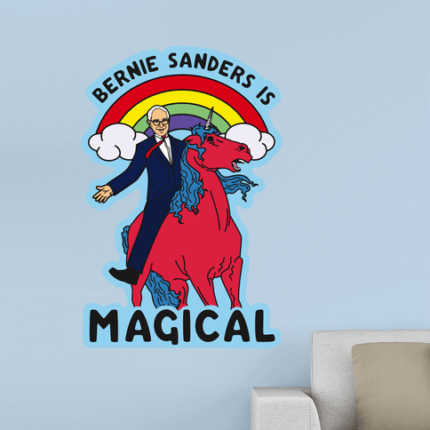 Bernie Is Magical
