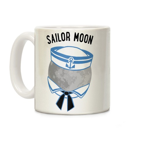 Sailor Moon Parody Coffee Mug
