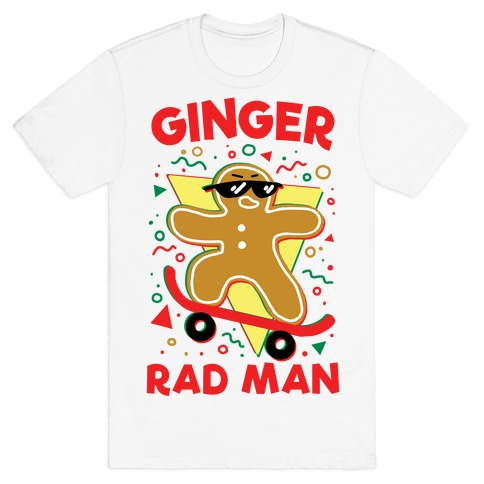 Ginger Rad Man T-Shirt