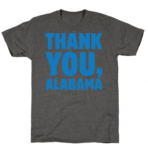 Thank You Alabama T-Shirt