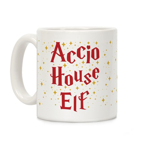 Accio House Elf Coffee Mug