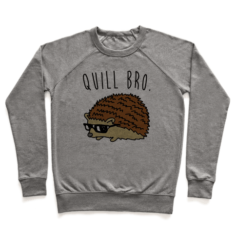Quill Bro  Pullover