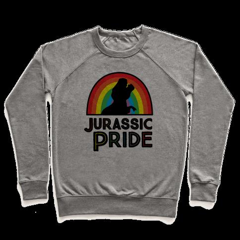 Jurassic Pride Parody Pullover