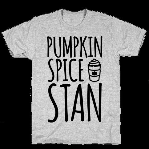 Pumpkin Spice Stan