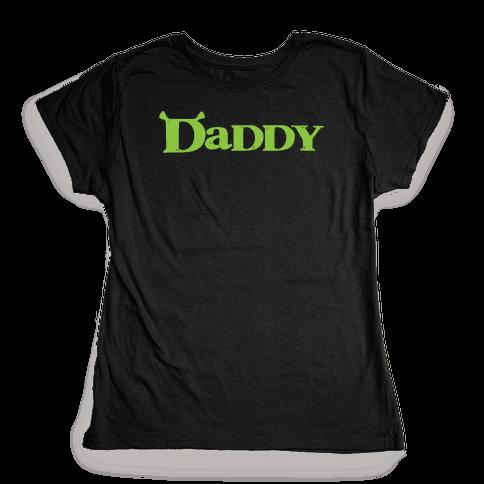 Daddy Womens T-Shirt