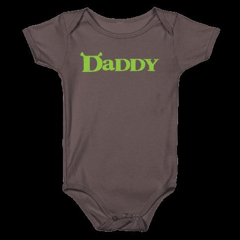 Daddy Baby One-Piece