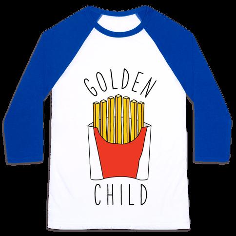 Golden Child Baseball Tee