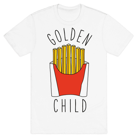 Golden Child Mens T-Shirt