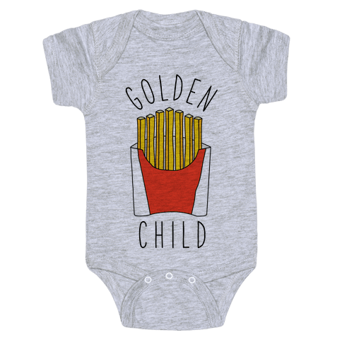 Golden Child Baby Onesy