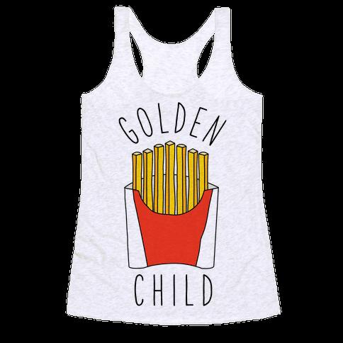 Golden Child Racerback Tank Top
