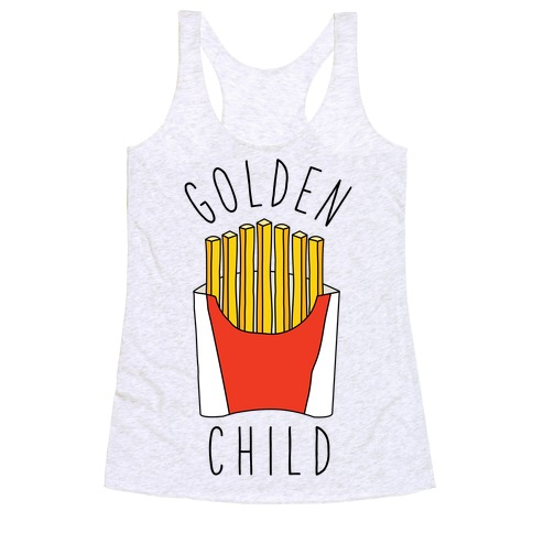 Golden Child Racerback Tank Top