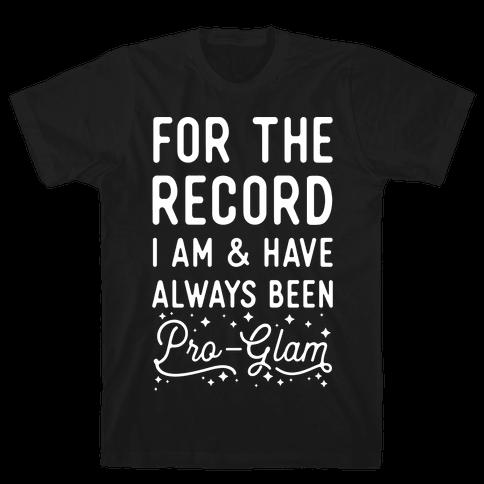 Pro-Glam Mens T-Shirt