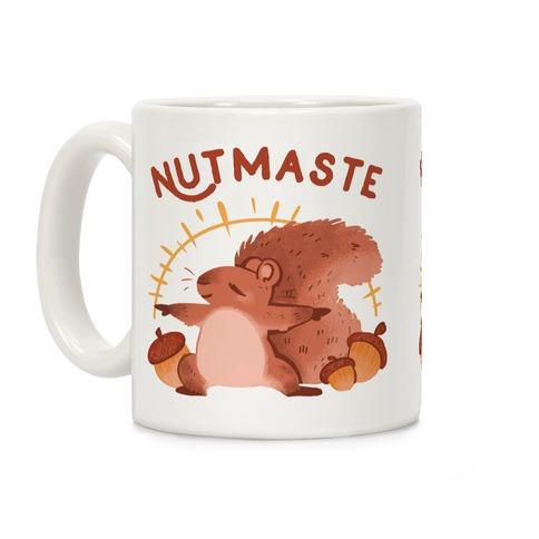 Nutmaste Coffee Mug
