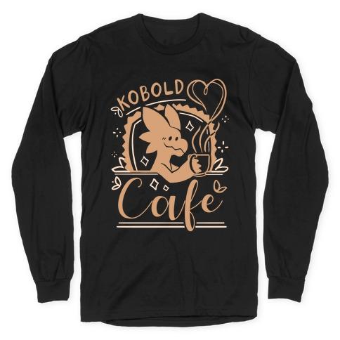 Kobold Cafe Long Sleeve T-Shirt