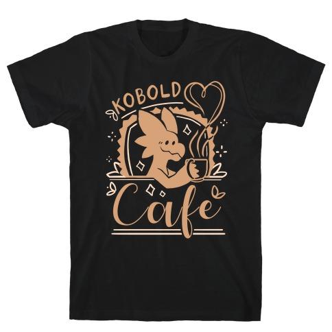 Kobold Cafe Mens/Unisex T-Shirt