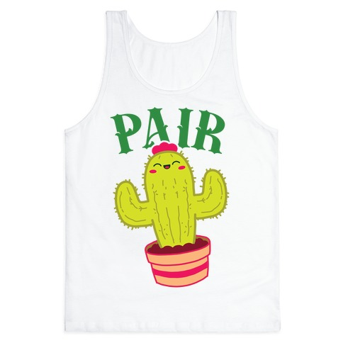 Prickly Pair BFF's Tank Top