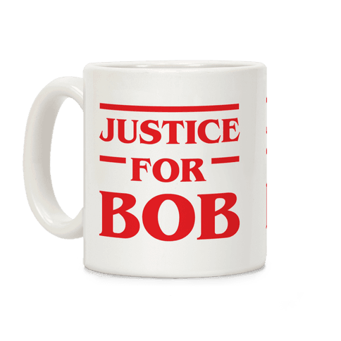 Justice For Bob Coffee Mug