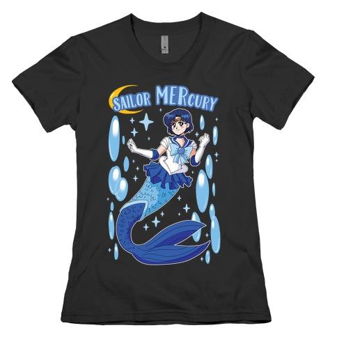 Sailor MERcury Womens T-Shirt