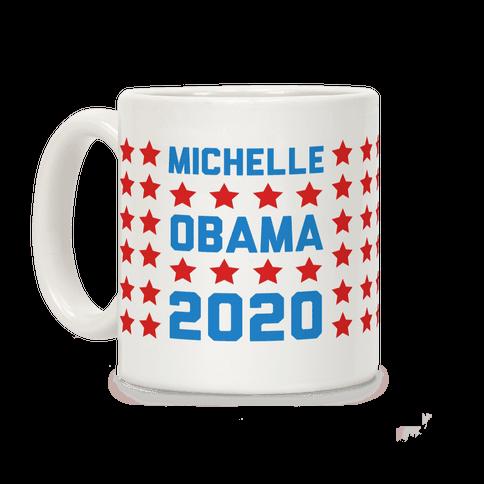 Michelle Obama 2020 Coffee Mug