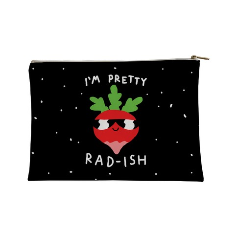 I'm Pretty Rad-ish Accessory Bag