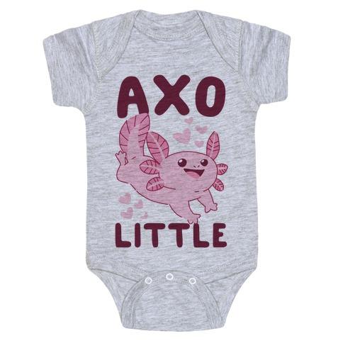 Axolittle Baby Onesy