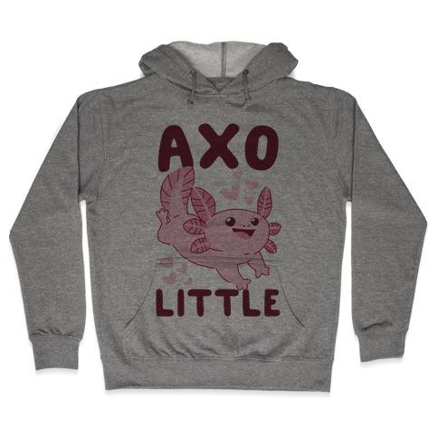 Axolittle Hooded Sweatshirt