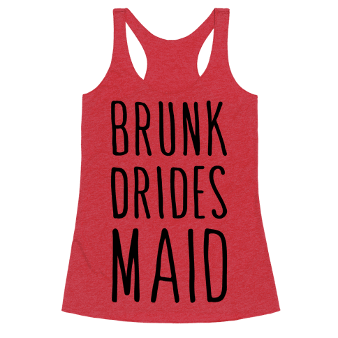 Brunk Dridesmaid