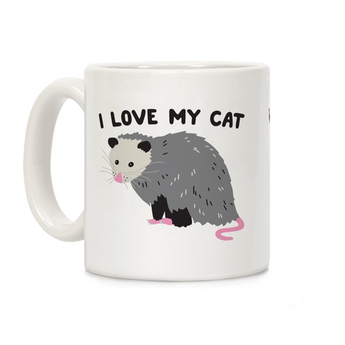 Opossum Puns T Shirts Mugs And More Lookhuman