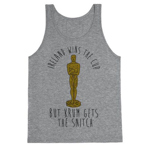 Ireland Wins The Cup Tank Top