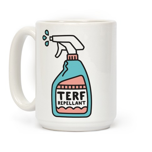 TERF Repellent Coffee Mug
