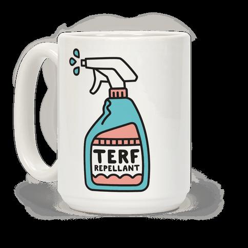 TERF Repellent Coffee Mug