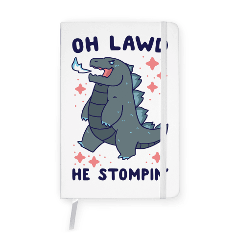 Oh Lawd, He Stompin' Notebook