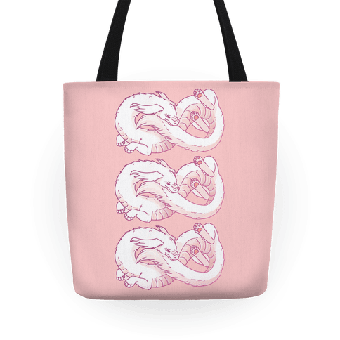 Infinity Luckdragon Tote